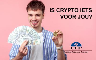 Rijk worden met crypto's?
